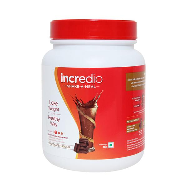 Incredio Shake-A-Meal - Chocolate 1 kg