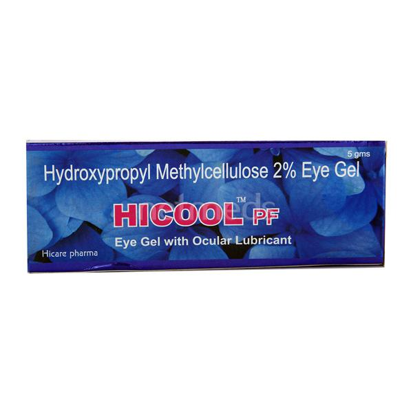 Hicool PF 2% Eye Gel 5gm