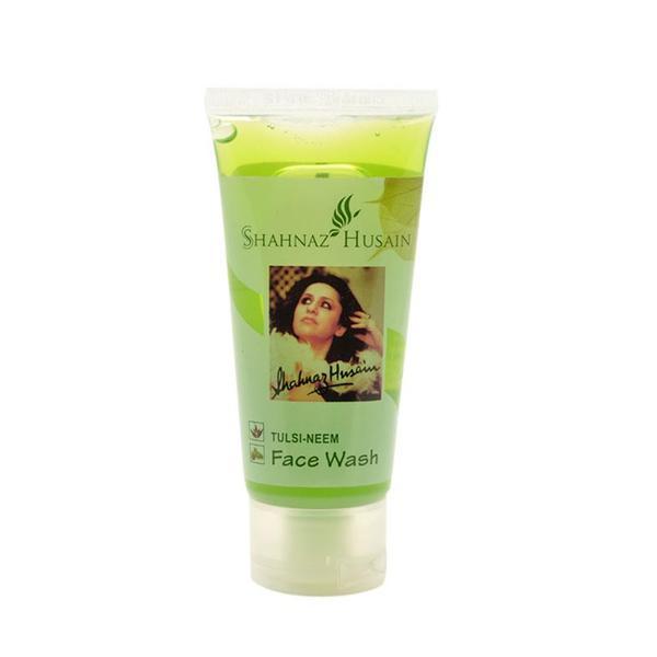 Shahnaz Husain Tulsi Neem Face Wash 50 gm