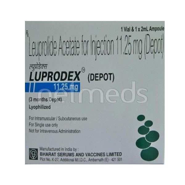 Luprodex 11.25mg Injection 2ml