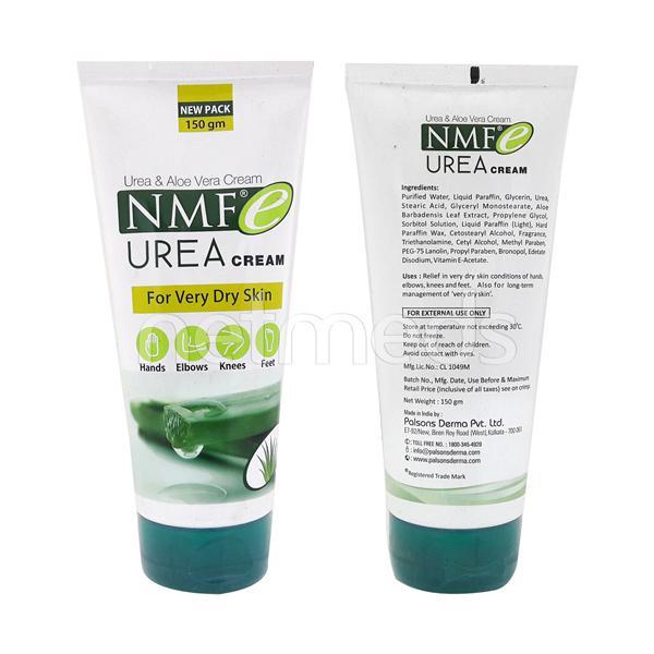 NMF E Urea Cream 150gm