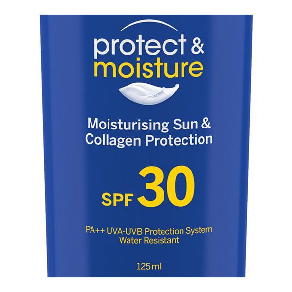Nivea Sun Protect & Moisture SPF 30 Lotion 125 ml