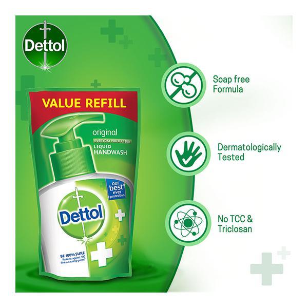 Dettol Liquid Handwash Refill - Original 175 ml