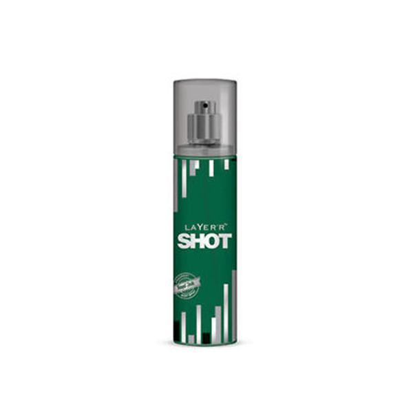Layer'r Shot Body Spray - Royal Jade 135 ml