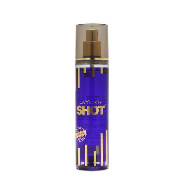 Layer'r Shot Gold Body Spray - Dynamic 135 ml