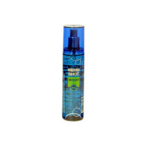Layer'r Shot Absolute Series Body Spray - Game 135 ml