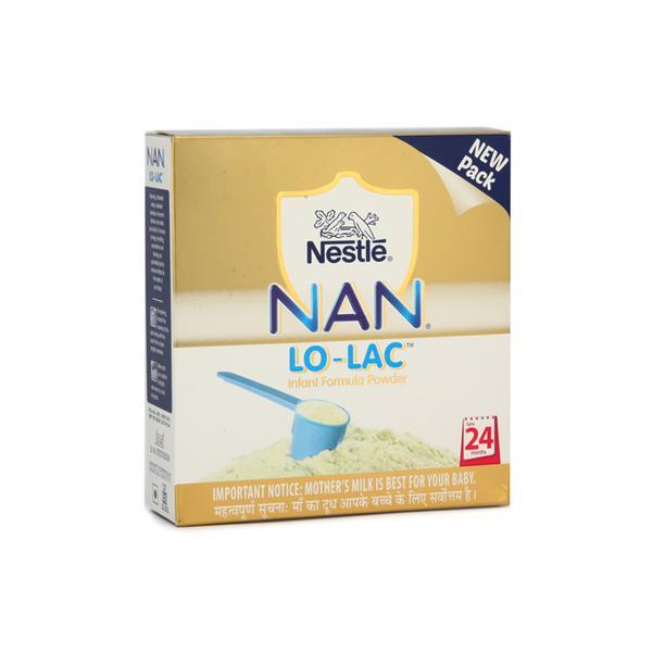 Nestle Nan Lo-Lac (Upto 24 months) Powder 200 gm (Refill Pack)