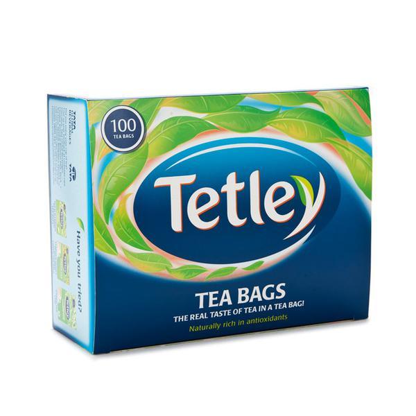 Tetley Pure Original Green Tea Bags 100's