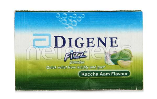 Digene Fizz Kaccha Aam Sachet 1X5gm