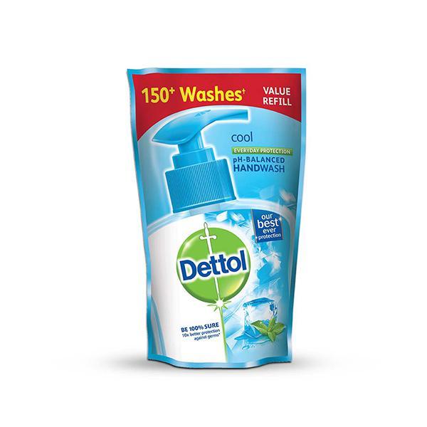 Dettol pH Balanced Handwash - Cool 175 ml