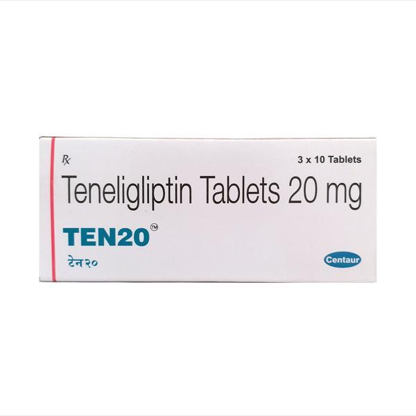 Ten20 Tablet 10'S
