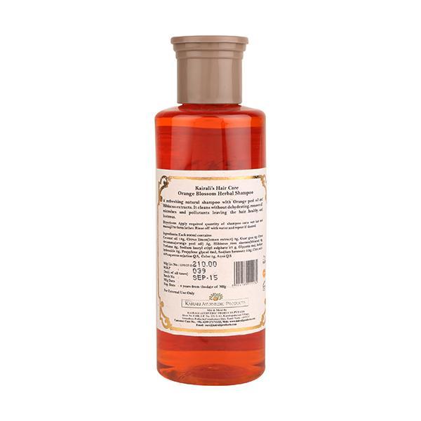 Kairali Herbal Shampoo - Orange Blossom 200 ml