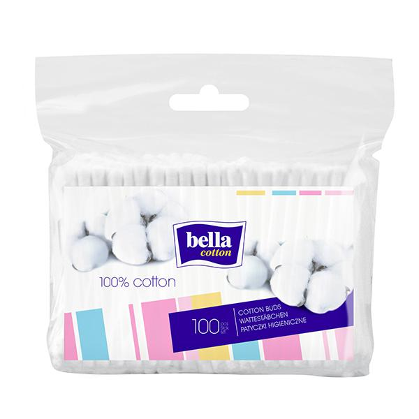 Bella Cotton Buds Foil 100's