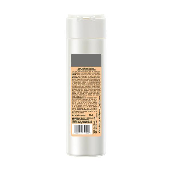 Lakme Peach Milk Moisturizer Body Lotion 60 ml
