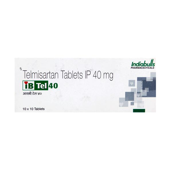 Ibtel 40mg Tablet 10'S