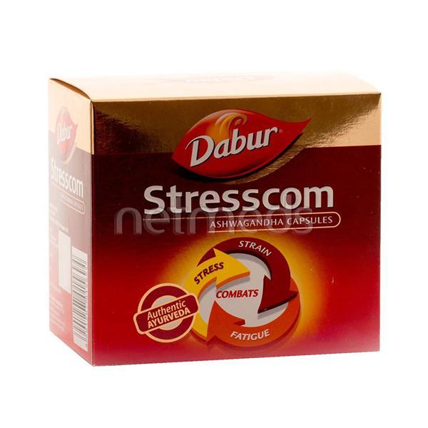 Dabur Stresscom Capsules 10's