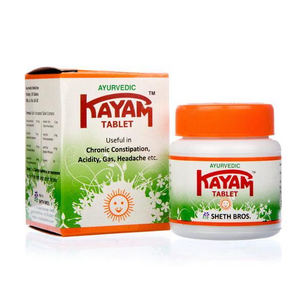 Kayam Tablet 30's