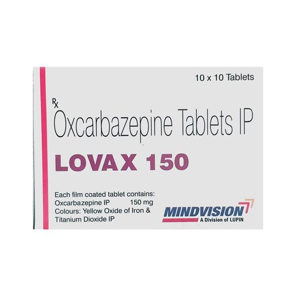 Lovax 150mg Tablet 10'S