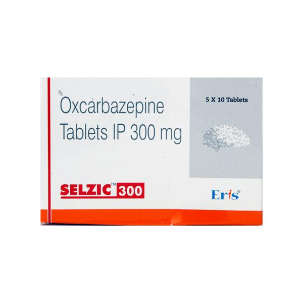 Selzic 300mg Tablet 10'S