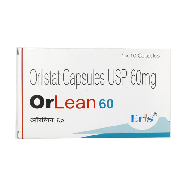 Orlean 60mg Capsule 10'S
