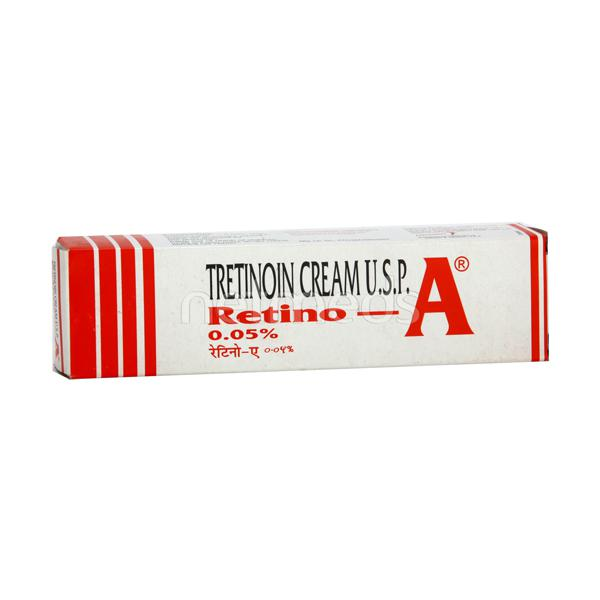 Retino A 0.05% Cream 20gm