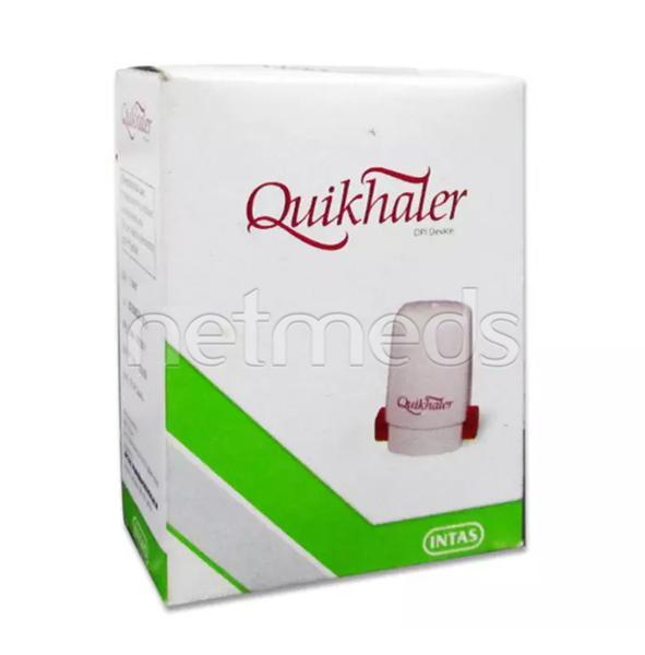 Quikhaler Device 1's