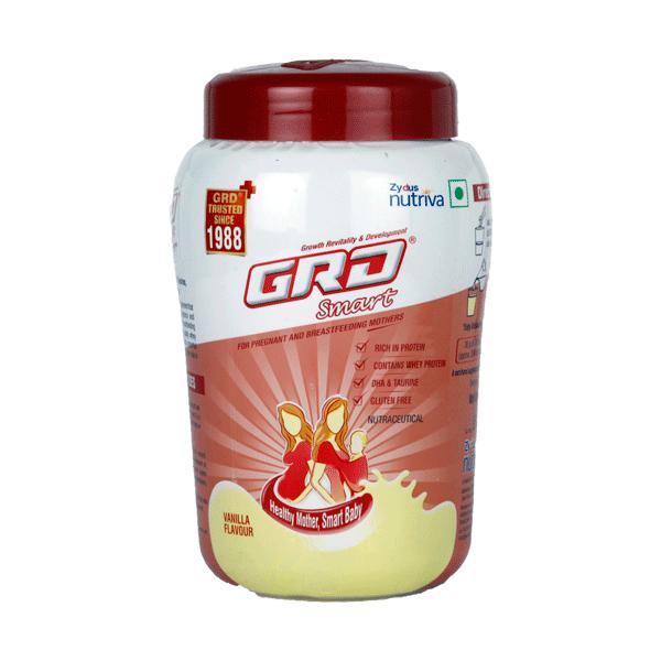 GRD Smart Vanilla Flavour Powder 200gm