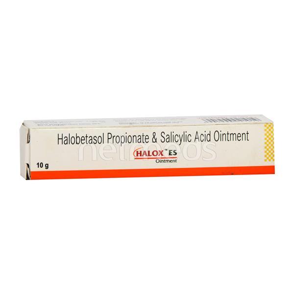 Halox ES Ointment 10gm
