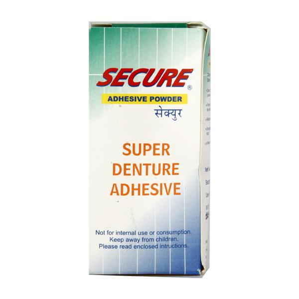 Secure Adhesive Powder 20gm
