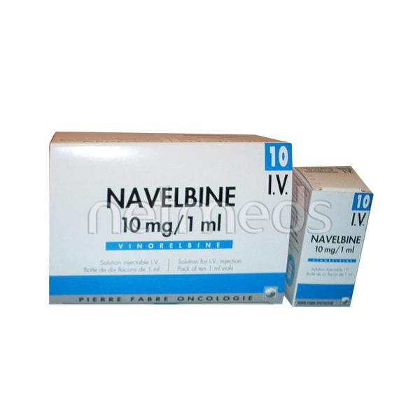 Navelbine 10mg Injection 1'S