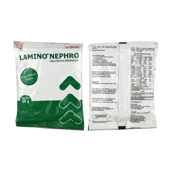 Lamino Nephro Kesar Elaichi Flavour Powder 30gm