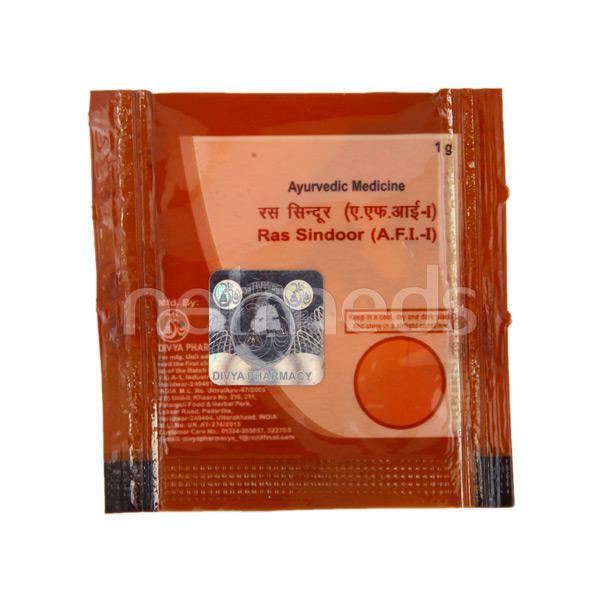 Patanjali Ras Sindoor Powder 1 gm