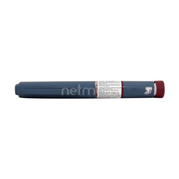 Eglucent Kwikpen 100IU Pen(Dispo) 3ml