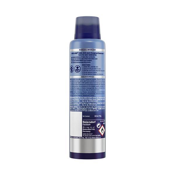 Nivea Men Cool Kick Deodorant 150 ml