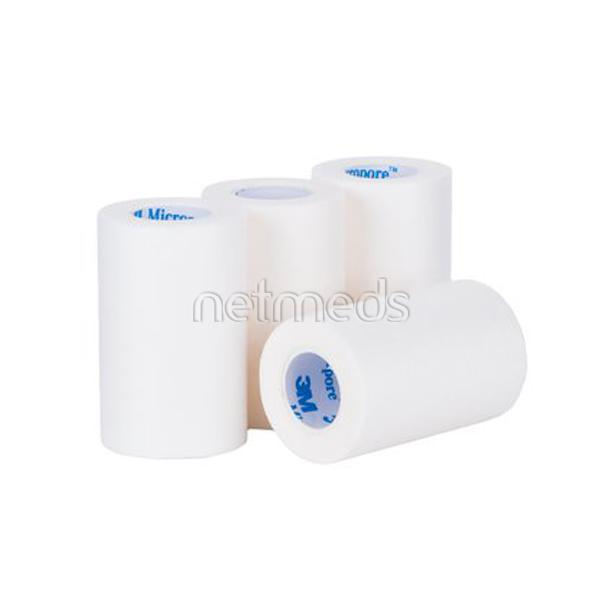 3M Micropore Tape - 3 Inch 4's