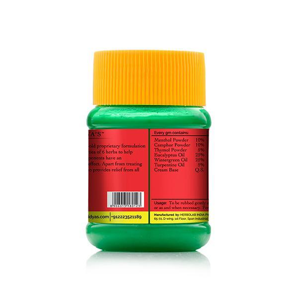 Dr.Vaidya's Rumox Pain Balm 50 gm