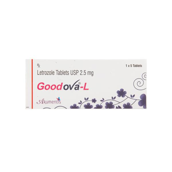 Goodova L 2.5mg Tablet 5'S