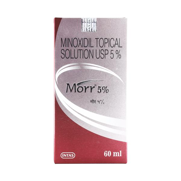 Morr 5% Solution 60ml