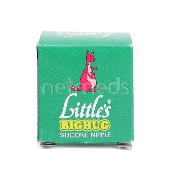 Littles Big Hug Silicone Nipple