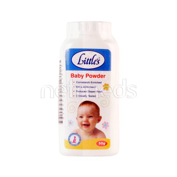 Littles Baby Powder 50 gm
