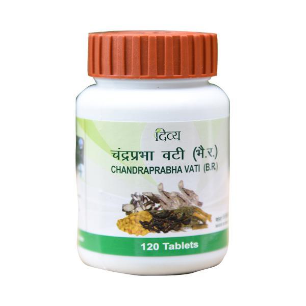 Patanjali Divya Chandraprabha Vati Tablet 120's