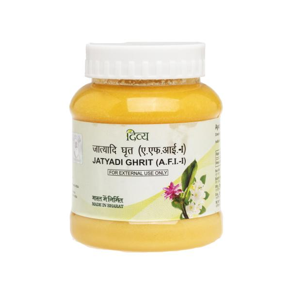 Patanjali Divya Jatyadi Ghrit 200 gm