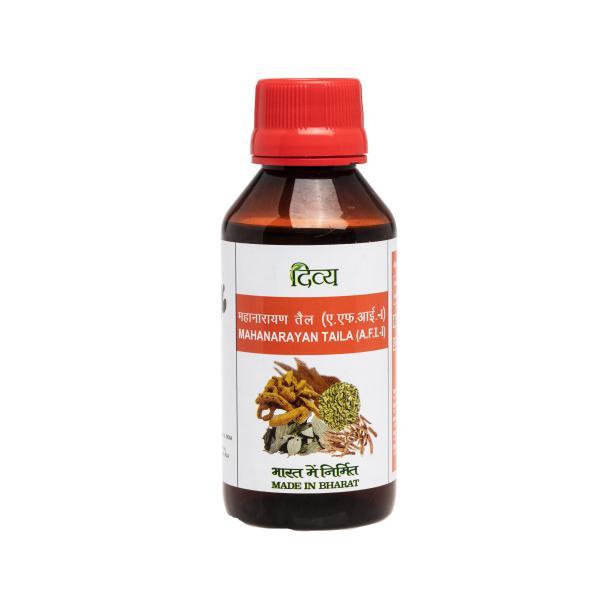 Patanjali Divya Mahanarayan Taila 100 ml