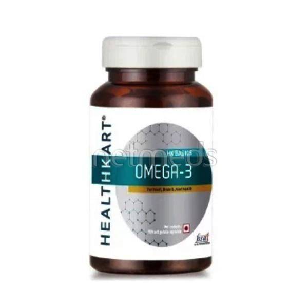 HealthKart Omega 3 Softgel 90's