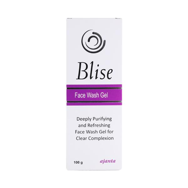 Blise Face Wash Gel 100gm