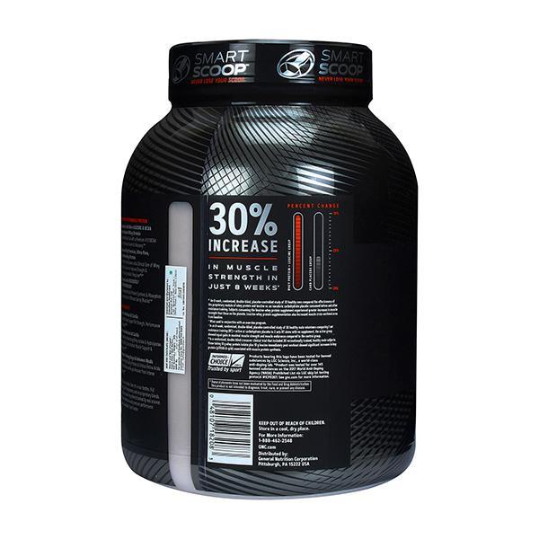 GNC Pro Performance Amp Amplified Wheybolic Extreme 60 Original Powder - Chocolate 3 lb