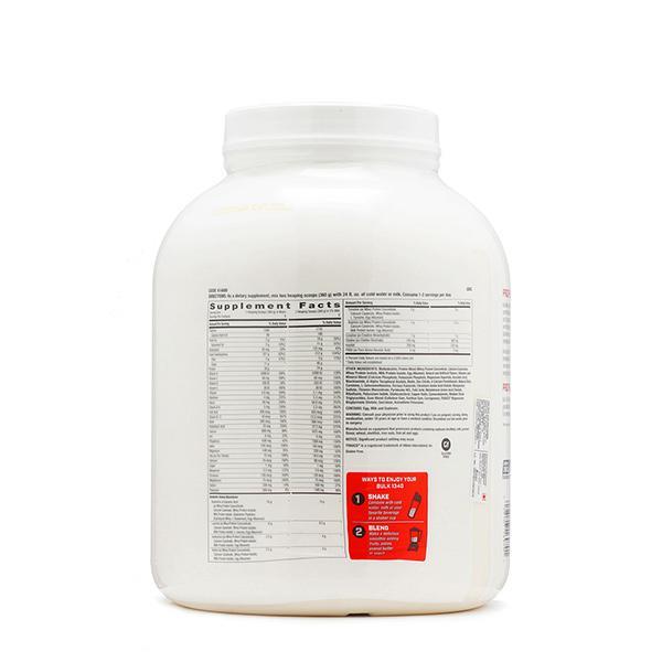 GNC Pro Performance Bulk 1340 Powder - Vanilla Flavour 7.14 lb