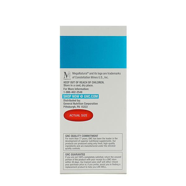 GNC Total Lean Burn 60 Cinnamon Flavored Tablet 60's