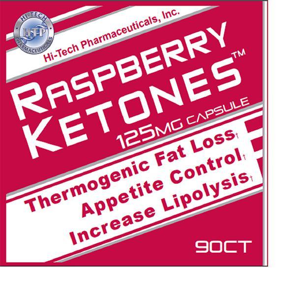 GNC Raspberry Ketones 125 mg Capsules 90's