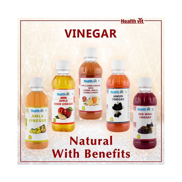 Healthvit Amla Vinegar 250 ml